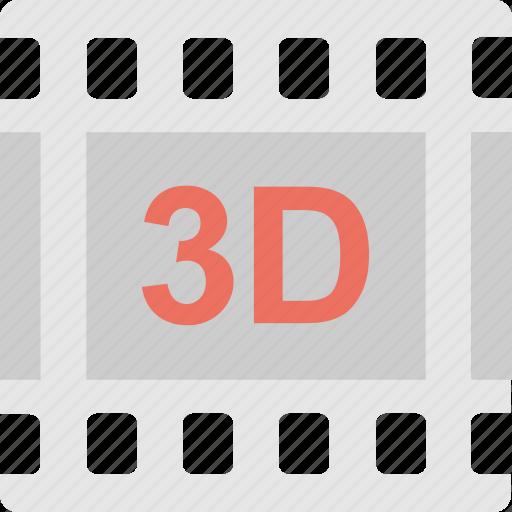 cinema, movie, reel, video icon