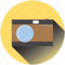 camera, electronics, media, multimedia, photocamera, retro, travel icon