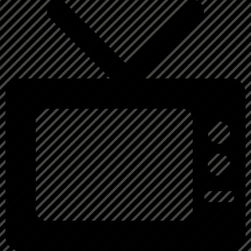 audio, media, multimedia, music, tv, video icon