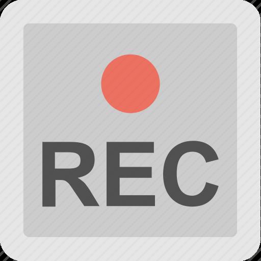 media, multimedia, record button, recording, video icon