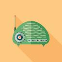 media, network, radio, sound icon