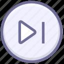media, multimedia, musical instrument, next icon