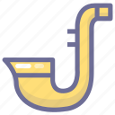 media, multimedia, music, musical instrument, saxophone icon