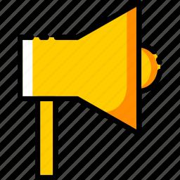 device, electronic, loadspeaker, mic, multimedia, music, speaker icon