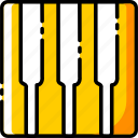 casio, device, instrument, multimedia, music, piano icon