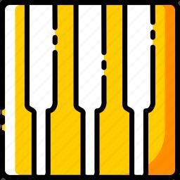 casio, device, instrument, multimedia, music, piano icon