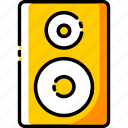 device, dj, electronic, music, sound, speaker icon