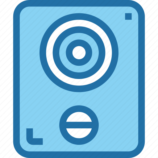 media, music, office, party, song, speaker icon