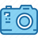 cam, camera, digital, media, photography icon