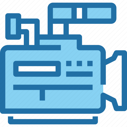 Cam, camera, digital, media, movie, video icon - Download on Iconfinder