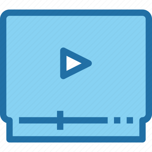 Media, movie, online, play, video icon - Download on Iconfinder