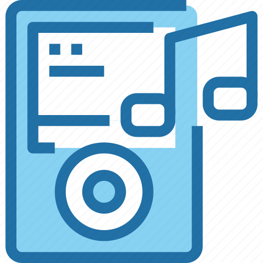 Media, music, player, playing, song, sound, technology icon - Download on Iconfinder