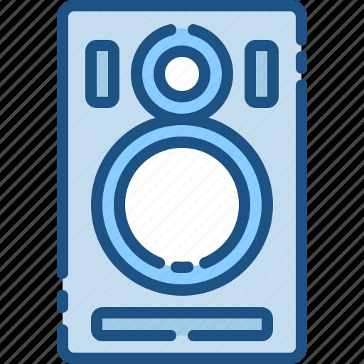 audio, loudspeaker, media, music, song, sound, speaker icon