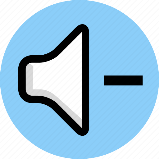 multimedia, sound, volume icon