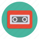 cassette, media, multimedia, storage, storage device icon