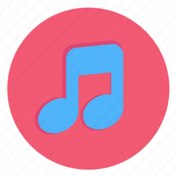 instrument, melody, multimedia, music, player icon
