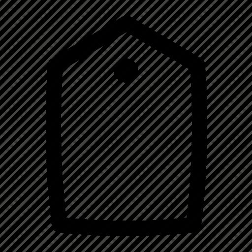 label, multimedia, price, tag, ui, user interface icon