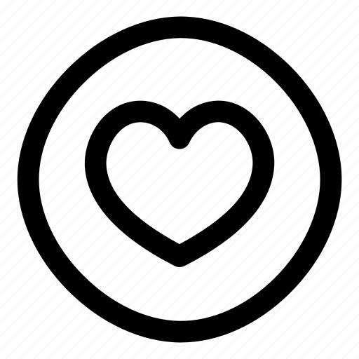 bookmark, heart, love, pin, save, ui, user interface icon