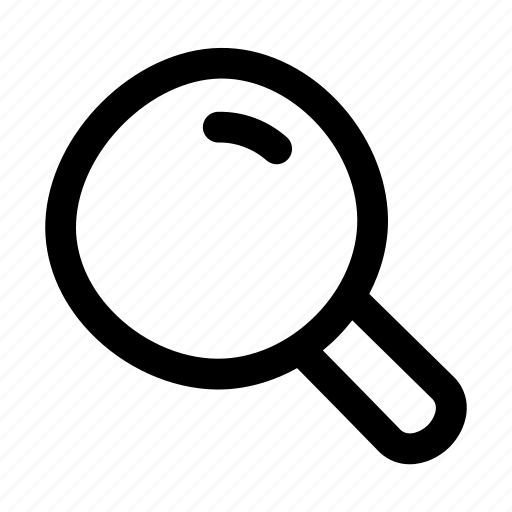magnifying, search, searching, ui, user interface icon