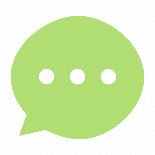 bubble, chat, message, multimedia, ui, user interface icon