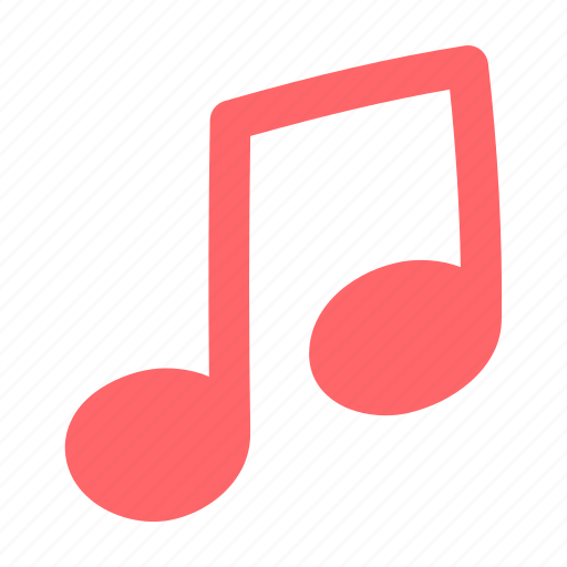 multimedia, music, note, song, sound, ui, user interface icon
