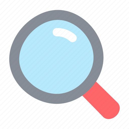 identification, magnifying, multimedia, search, ui, user interface icon