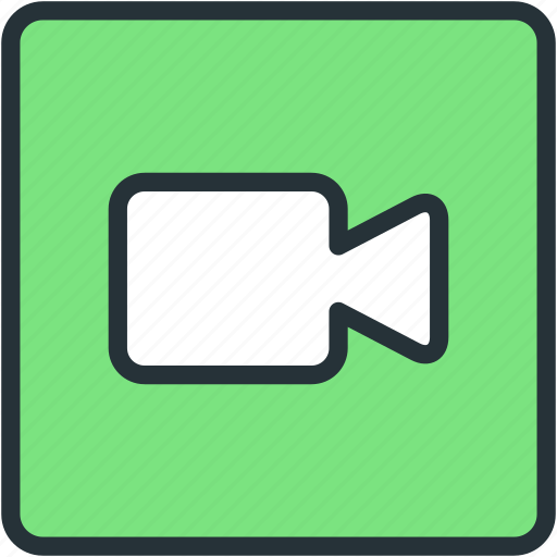 multimeda, show, trailer, video icon