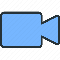 movie, multimeda, video icon
