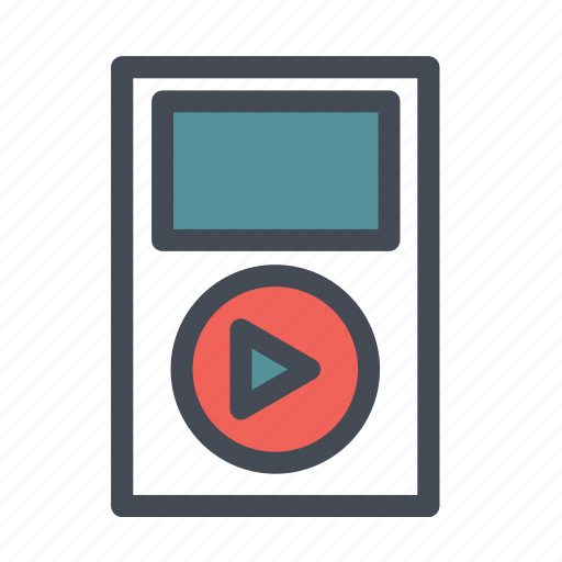 Device, multimedia, music, player, sound icon - Download on Iconfinder