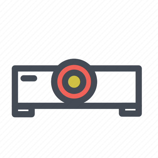 Device, multimedia, music, projector, sound icon - Download on Iconfinder