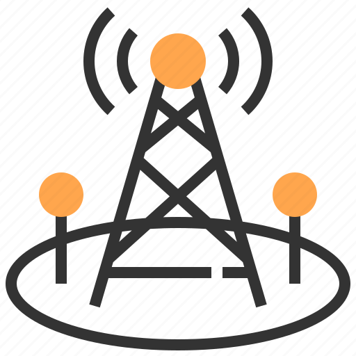 communication, connection, interaction, multimedia, network, technology icon