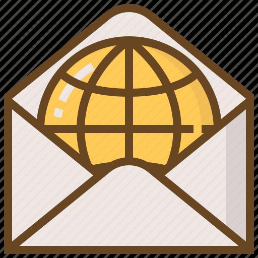 communication, connection, media, multimedia, network, technology, world icon