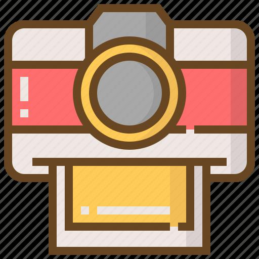 camera, communication, media, multimedia, social, technology icon