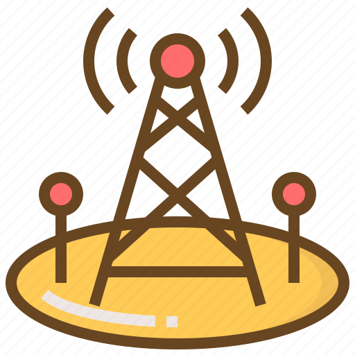 communication, connection, media, multimedia, network, technology icon