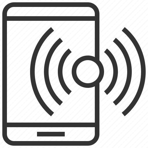 communication, connection, multimedia, network, smartphone, social, technology icon