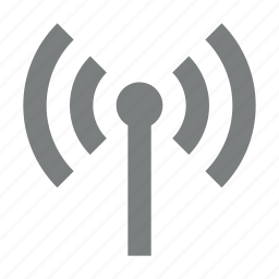 antenna, communication tower, radio tower icon