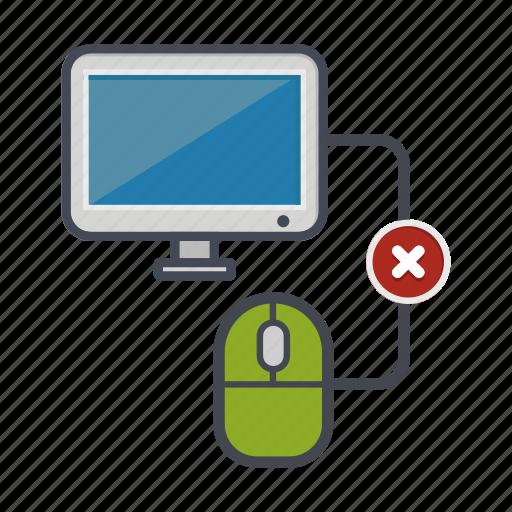 computer, desktop, monitor, mouse, screen, unrecognized icon
