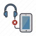 device, headphones, phone, smartphone, unrecognized icon