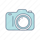 camera, dslr, entertainment, photo, photography, picture icon