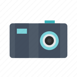 camera, digital, film, image, lens, photo, video icon