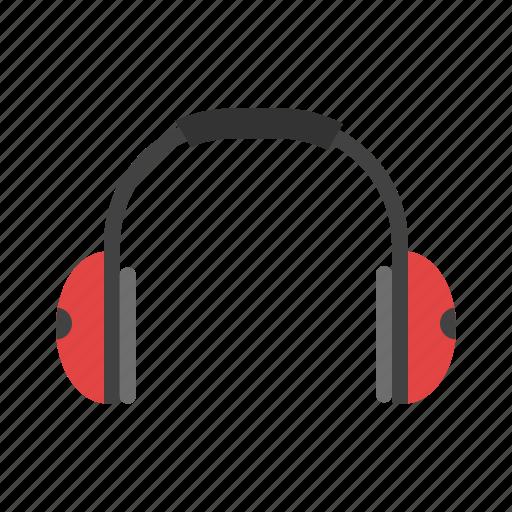 audio, ear, headphone, headphones, music, sound, studio icon
