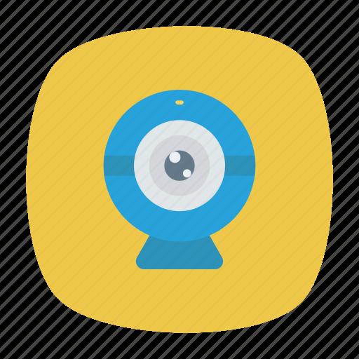 camera, multimedia, video, webcam icon