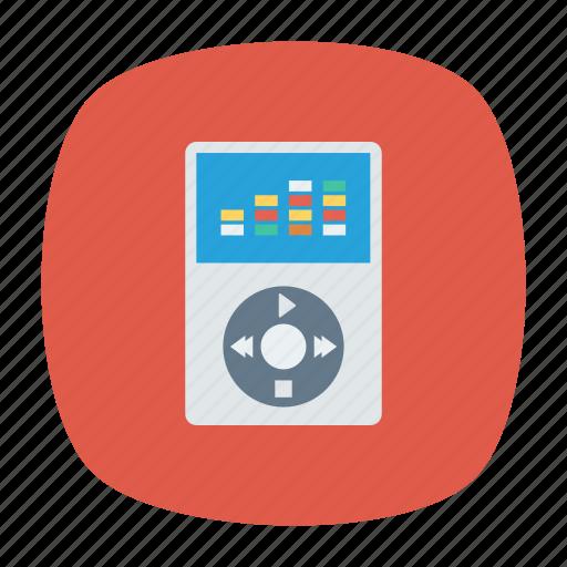 audio, mp3, music, songs icon