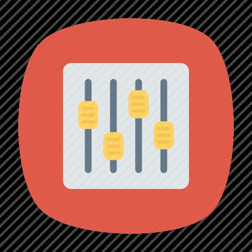 button, control, menu, option icon