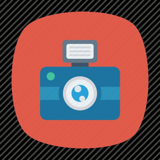 camera, dslr, recorder, video icon