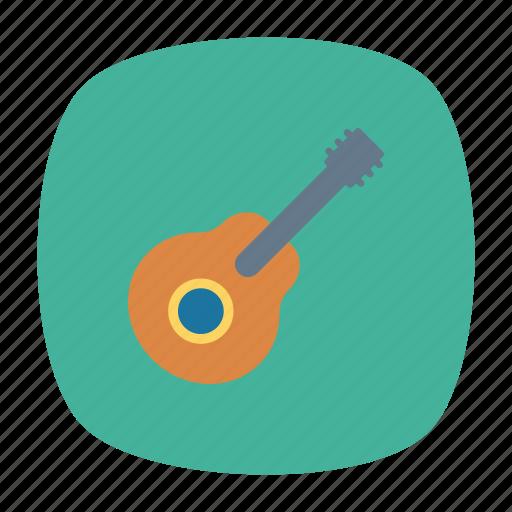 guitar, instrument, music, violin icon