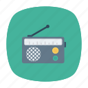 audio, music, radio, song icon