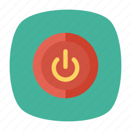 off, power, shutdown, switch icon