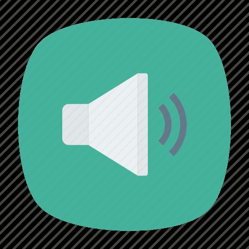 loud, music, sound, volume icon