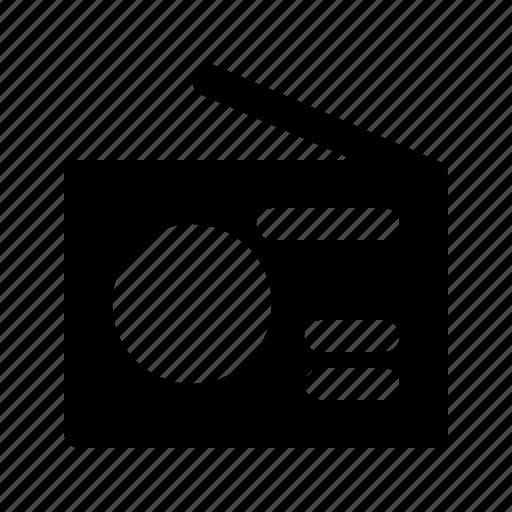 Media, multimedia, music, radio icon - Download on Iconfinder